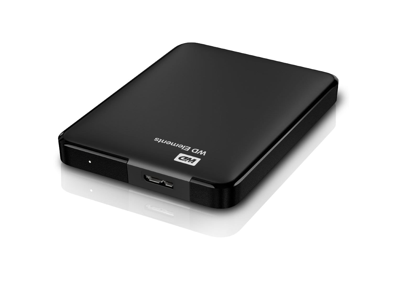 WD Elements 2.5' 2TB USB3.0 Black