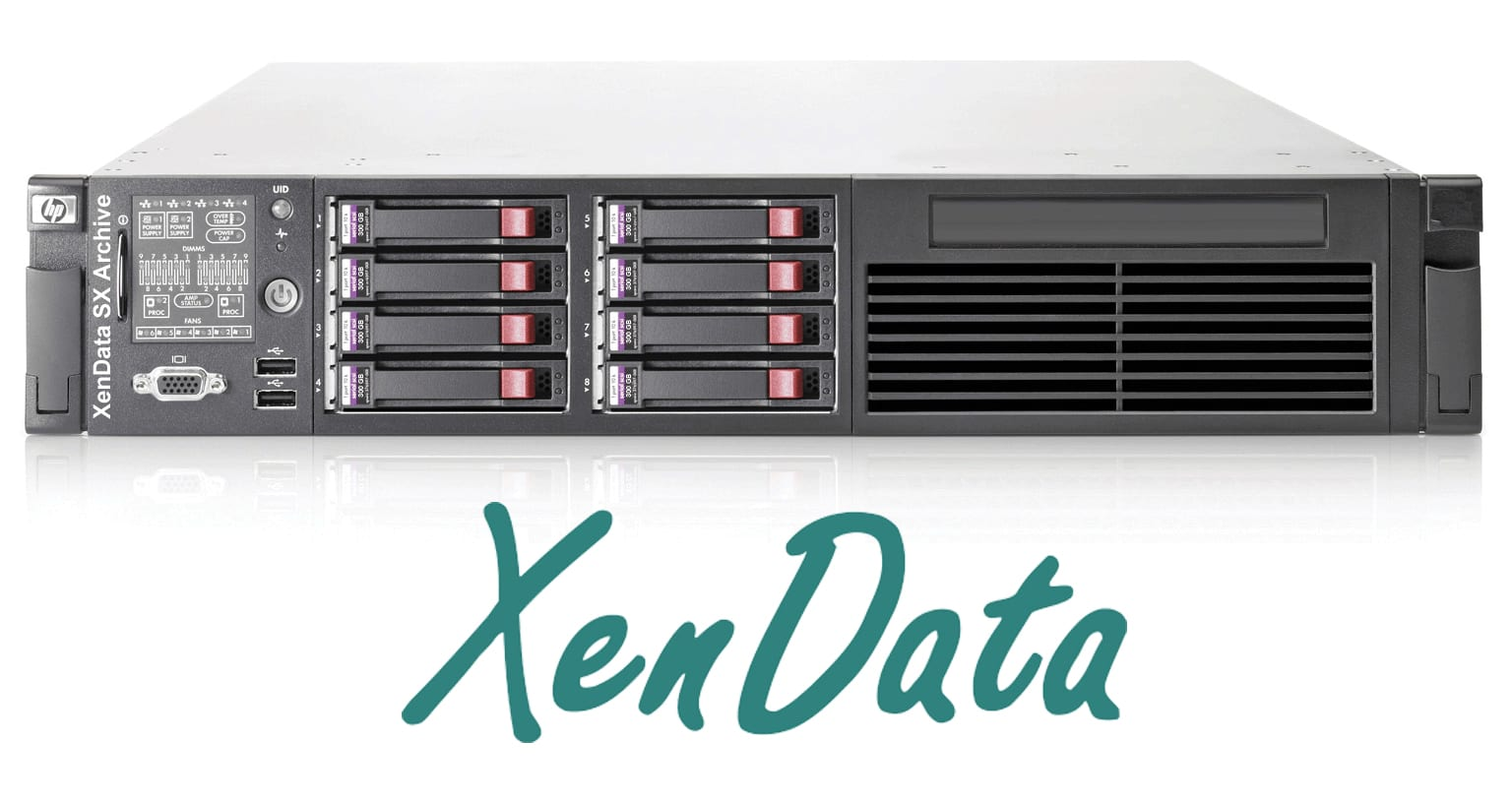 Xendata_Archiving